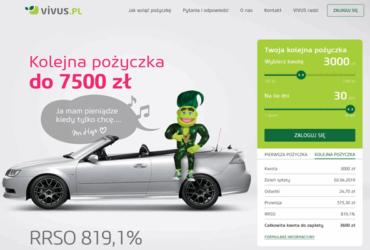Vivus Mieszkowice  zadzwoń 600 111 551